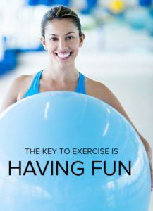 Get in Shape and Improve Your Health