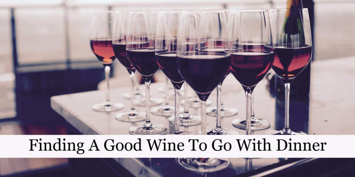Finding A Good Wine